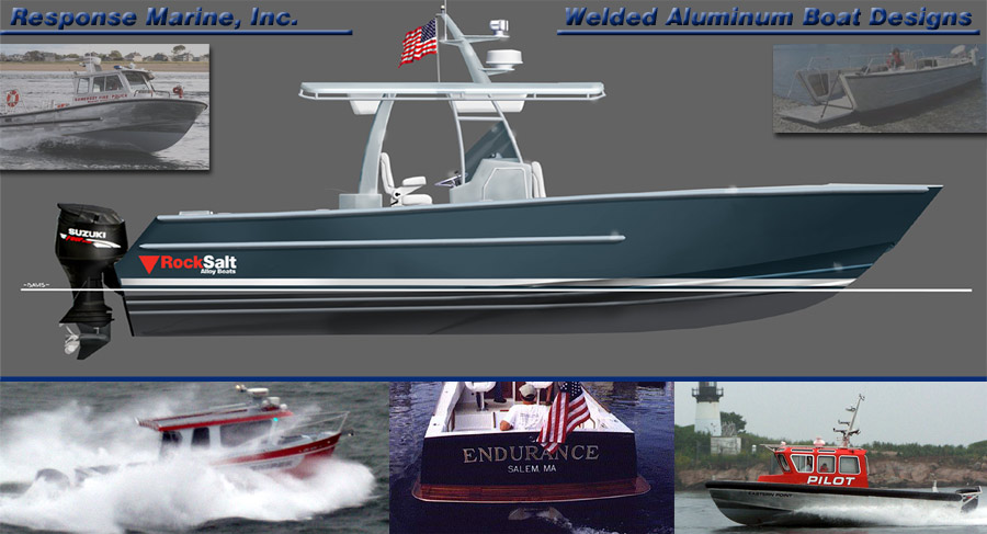 Response Marine Current Amp Recent Projects